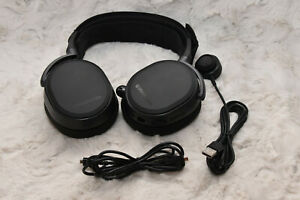 SteelSeries 61486 Arctis Pro Gaming Headset FOR PARTS |WA2