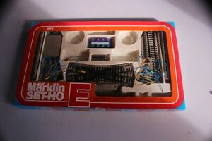 "Vintage Marklin SET-HO ""E"" Expansion Train Track 5191 HO Scale"