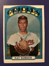 Pat Dobson 1972 Topps #140 (VG)