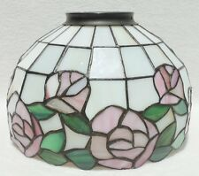 Tiffany Reproduction Stained Glass Lamp Shade #4588