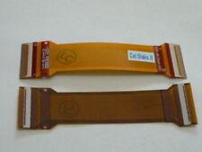 MODULO FLAT FLEX FLET per SAMSUNG GT SGH-E800 DISPLAY BIANCO TASTI KO Nuovo