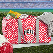 61bc814c6e9c Broad Bay NCAA Ohio State University Duffel Bag - OSU Buckeyes Gym Bags w