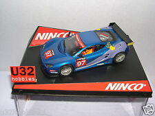NINCO 50463 SLOT CAR ASCARI KZ1  HANSCAN #97