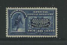 1895 US Special Deliver Stamp #E5 Mint Very Fine No Gum