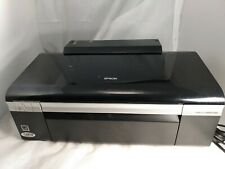 Epson Stylus Photo R280 Color Inkjet Printer with USB Cable - Used. Needs Ink.