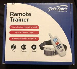 Free Spirit Remote Trainer