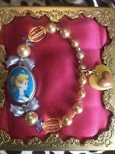 Tarina Tarantino Vintage años 50 Retro Pulsera Perla Corazón Swarovski Camafeo De Barbie