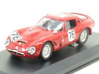 Best Models Diecast 9092 Alfa Romeo TZ2 Nurburgring 1966 Red 1 43 Scale Boxed