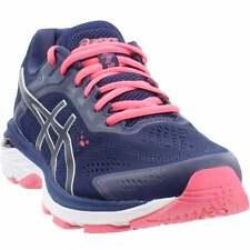 Estabilidad de correr asics GT-2000 7 Informal Zapatos-Azul Marino-Para Mujer