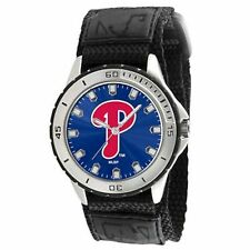 NEW Game Time MLB-VET-PHI Youth Philadelphia Phillies Veteran Watch MLB baseball