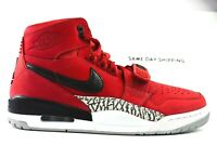 Nike Air Jordan Legacy 312 (Mens Size 11) Shoes AV3922 601 Toro Varsity Red