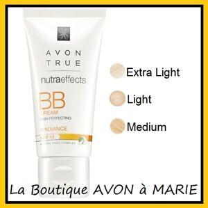 BB Cream Illuminating Tinted SPF15 Nutra Effects Avon:Effect Healthy Glow Mine