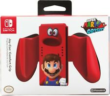 PowerA Joy-Con Comfort Grip - Super Mario Odyssey - Nintendo Switch BD&A