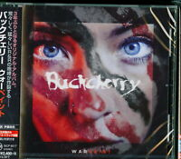 BUCKCHERRY-WARPAINT-JAPAN CD BONUS TRACK F30