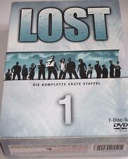 LOST - Staffel 1 - 7 DVDs/Mystery/25 Episoden/BOX