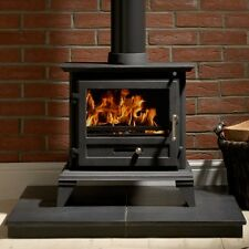 Firefox Classic 8 Defra Approved Multifuel Woodburning Stove