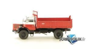 CAMION BERLIET GLR 8 M3  (TRANSPORT DE MATERIAUX DE CONSTRUCTION)