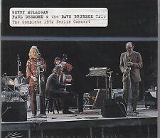 Complete 1972 Berlin Concert by Dave Brubeck Trio /Gerry Mulligan /Paul Desmond