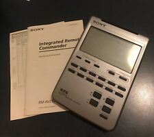 Nice Sony RM-AV2100 Universal Learning Remote Control, W/ Remote -Commander OEM