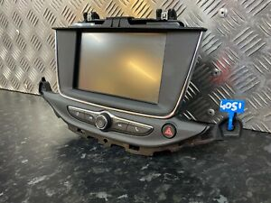 15-20 Vauxhall Astra K ~ Radio Media Display Centre Dashboard Screen ~ 42578321