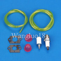 Fuel Filter Primer bulb Gasket For Husqvarna 125E 25R 125RJ 128RJ 128R