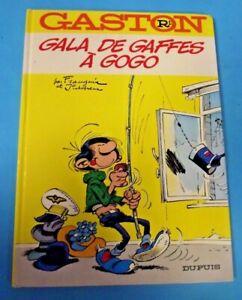 Ancien Album Gaston Gala de Gaffes à Gogo  R1.1989
