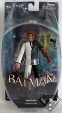 "TWO-FACE Batman Arkham City DC Direct 7"" inch Action Figure 2014"