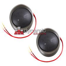 """MOREL MT 220 Car Audio 2"""" Tweeters 300W Speaker Tweeter Silk Dome MT220 Pair"""