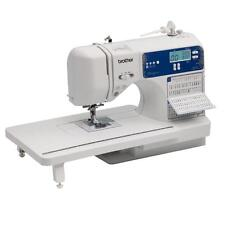 Brother DZ2750 185 Stitch Sewing & Quilting Machine + Table + 1 Font + 13 Feet
