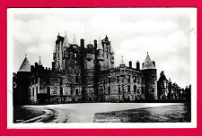 Unposted card, Glamis Castle, Angus