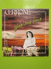 * CERRONE - GIVE ME LOVE - LOVE IS HERE - Disque 45t