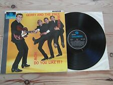 GERRY AND THE PACEMAKERS-HOW DO YOU LIKE IT?-ORIG UK 1st MONO PRESS EX LP 1963