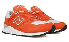 New Balance 878 Orange Men's Size 10.5 Athletic Running Sneakers ML878RSA NEW