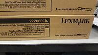 ORIGINALE LEXMARK TONER 22Z0009 CIANO XS950 xs952 xs954 alta capacità NUOVO