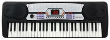 B-WARE Digital 54 Tasten Einsteiger Keyboard E-Piano Klavier 100 Sounds Rhythmen