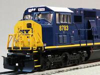 LIONEL CSX SD60M LEGACY DIESEL LOCOMOTIVE ENGINE #8783 O GAUGE train 6-84407 NEW