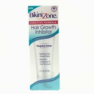 Bikini Zone Hair Growth Inhibitor Sensitive Formula 1 fl oz
