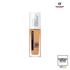 Maybelline Superstay Long-Lasting Foundation 34 Soft Bronze