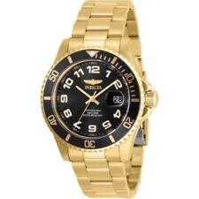 Invicta Men's 30695 Pro Diver Quartz 3 Hand Black Dial Watch
