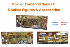 Soldier Force Military & Adventure Action Figures