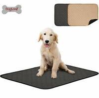 Washable Dog Training Pads Fast Absorbing Puppy Pee Pad Reusable Diaper Mats