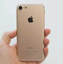 Apple iPhone 7 - 128GB - Gold - (Unlocked) - Excellent Condition