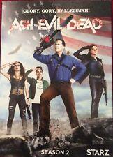 Ash vs. Evil Dead: Season 2 [Dvd] 2 Disc Set Widescreen