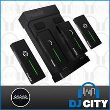 Phase Ultimate Wireless DVS DJ Controller Timecode System for Serato DJ Traktor
