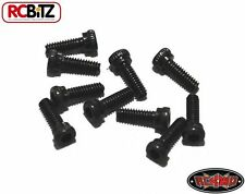 Steel Socket Head Cap Screws M2 X 6mm 10 BLACK RC4WD Z-S0611 Hex