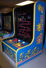 MS PACMAN PAC MAN GALAGA Bar Top MULTICADE Arcade Classics LCD~~ BRAND NEW
