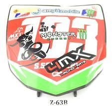 Kawasaki KX 250 F Bj.2010 - Frontverkleidung Startnummerntafel