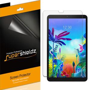 3X Supershieldz Clear Screen Protector for LG G Pad 5 10.1 FHD