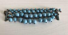 Coast Turquoise Beaded Bracelet 15cm