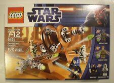 LEGO Star Wars 9491 *GEONOSIAN CANNON* NISB